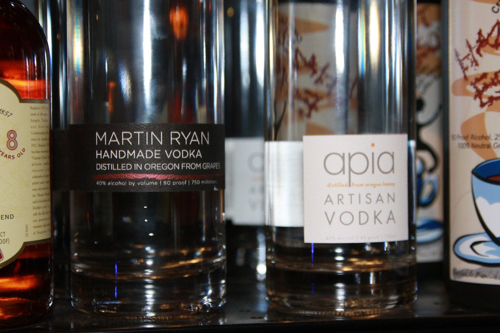 Martin Ryan Handmade Vodka, Apia Vodka