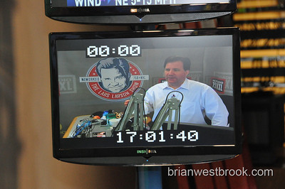 @KXL's @LarsLarson KGW Studio on the Square Tweetup #SquareUp 11 Mar 2009 at KGW's new Pioneer Courthouse Square Studios in Portland, Oregon.
