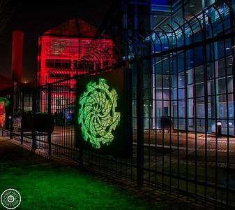 Portland Light Festival© Geoffrey Squier Silver, All Rights Reserved.