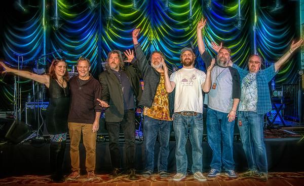 Garcia Birthday Band 12-30-17 and NYE-2017
