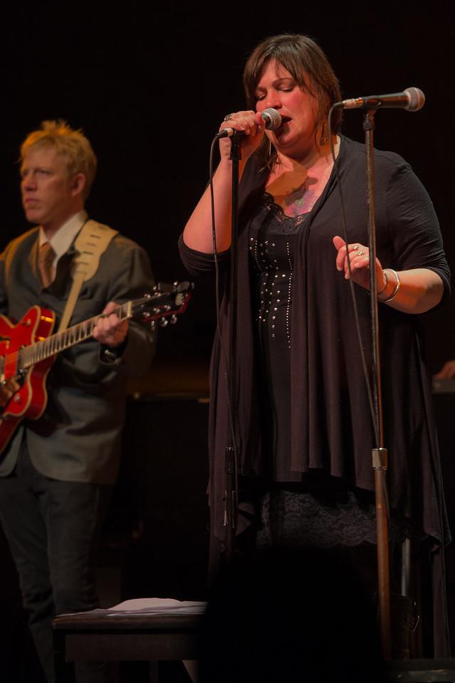 Sara King and Dave Camp 2015