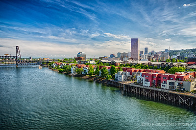 Willamette River Front