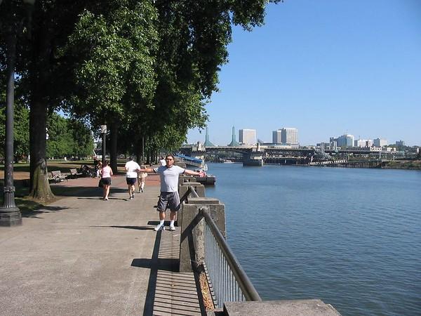 Portland Oregon Trip 2005