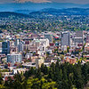 Portland from the Pittock