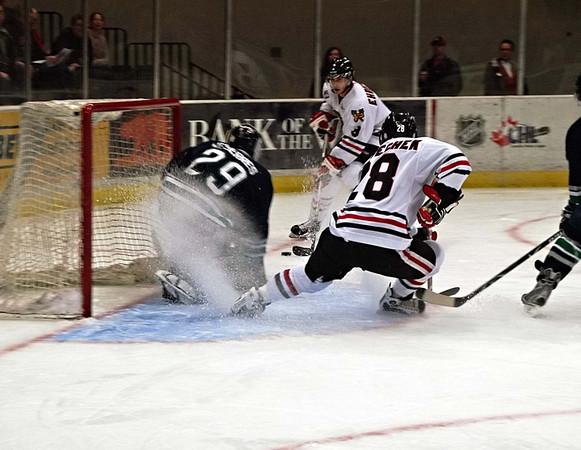 Portland Winterhawks Hockey * click to view gallery