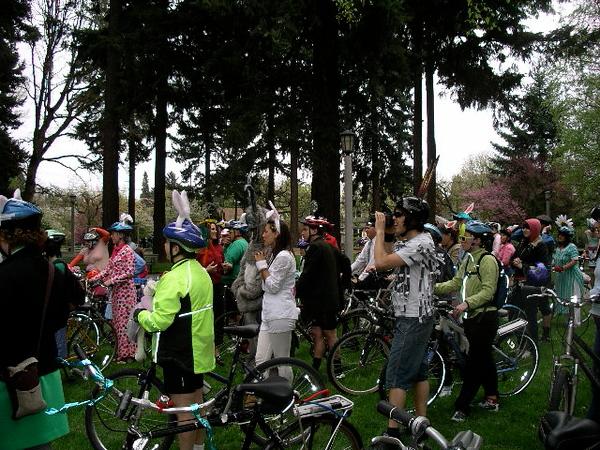 Portland/Sisters April 2007