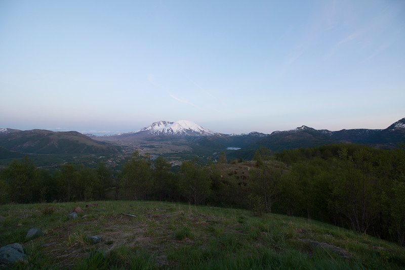 Mt Saint Helens