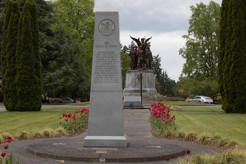 Medal of Honour Memorial