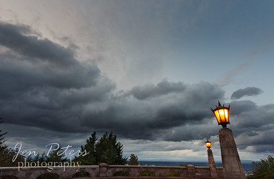 Storm from Rocky Butte