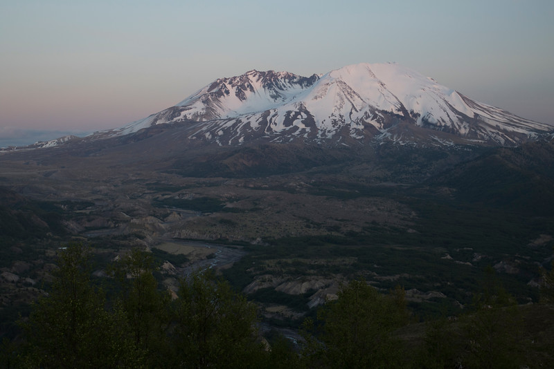 Mt Saint Helens