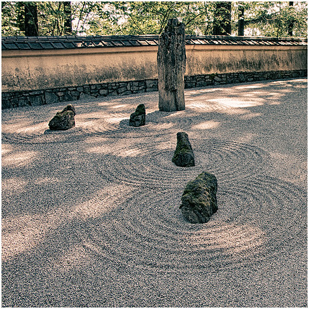 Sand and Stone Garden, Portland