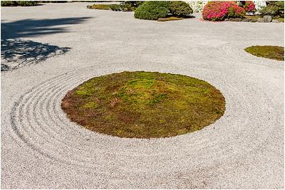 Portland Japanese Flat Garden