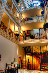 portland-building-stairwell