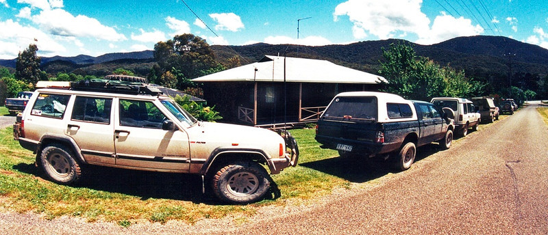 Portmans  4X4 Vict High Country 2001