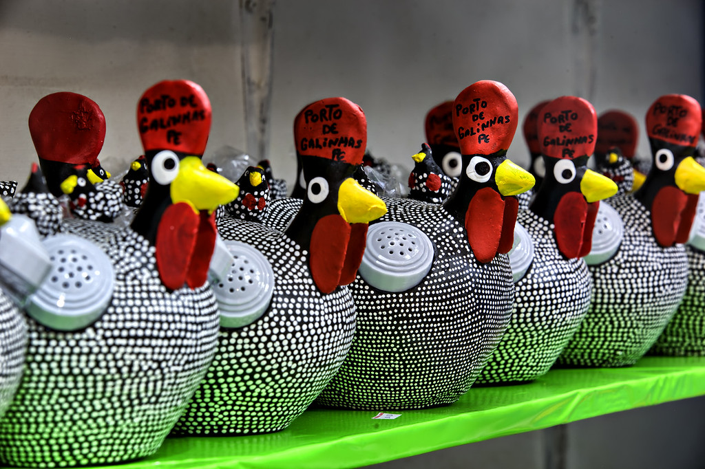 Chicken Lineup