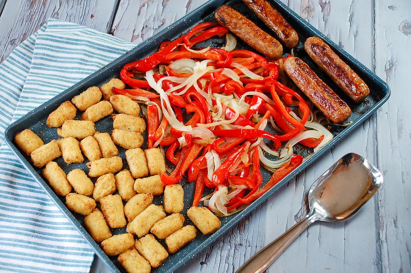 Bacon Tot Sheetpan Supper- PNG