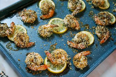 Sheetpan Shrimp 1 PNG