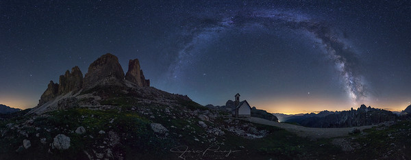 Starry Dolomiti