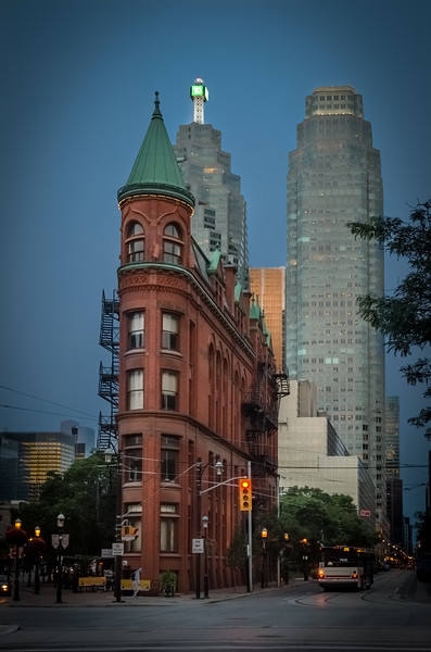L'étroite de Toronto