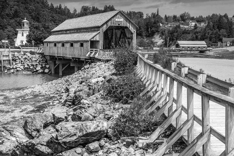 Covered bridge Hardscrabble #2