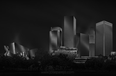 Dark Buildings