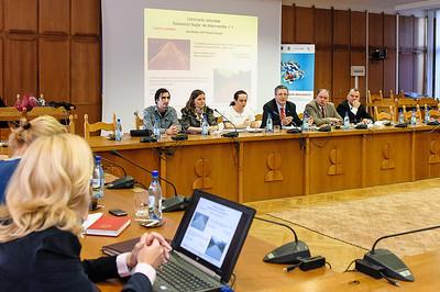 Conferinta de presa ADR Sud Muntenia - Consiliul Judetean Arges - 7.11.2012