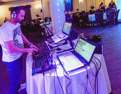 DJ Marius Stefan