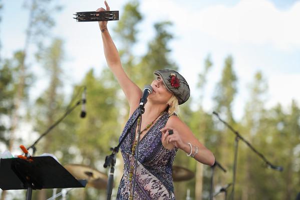 Bekka Bramlett at Blues From the Top 2012