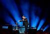 Dan Akyroyd at Eric Clapton's Crossroads Guitar Festival 2013
