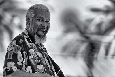 AJ Joyce at Redwood City Blues Festival