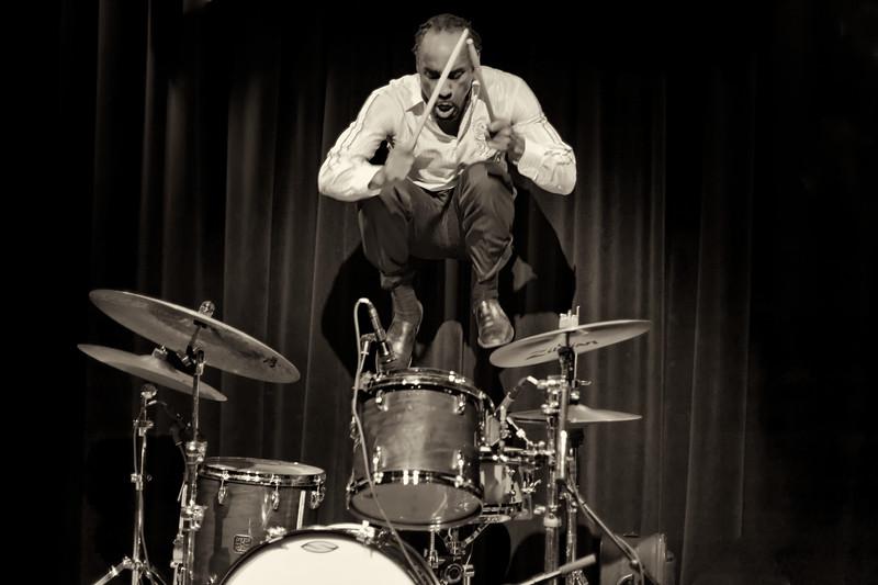 D'Mar at Fox Blues Jam