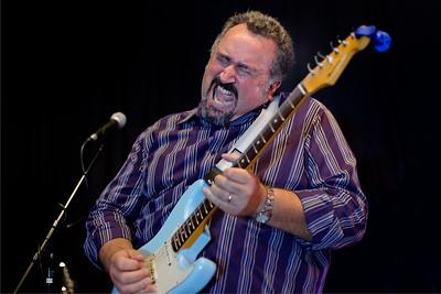 Franke G at Delta Blues Festival Benefit at Ammando's