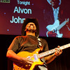 Alvon Johnson at Club Fox Blues Jam