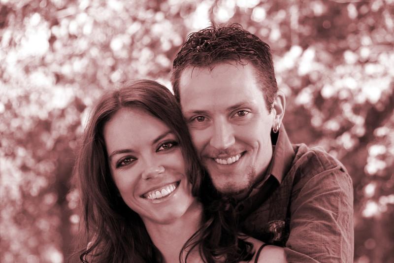 Joe & Tabitha at Coulby Park