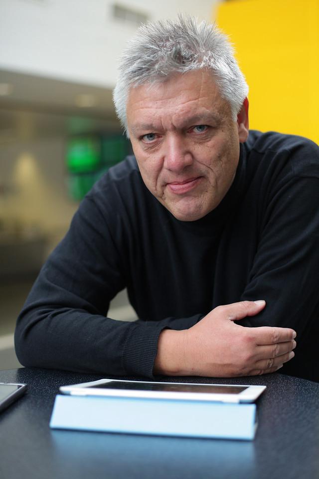 Heinz Wittenbrink, Oktober 2011. Credits: Günther Peroutka