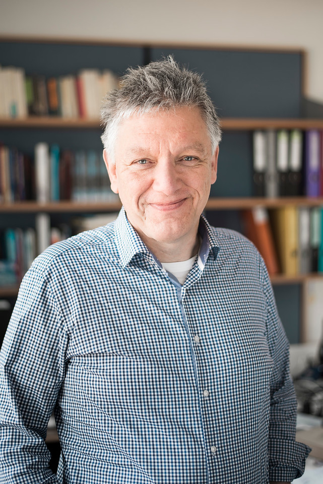 Heinz Wittenbrink, März 2014 (Credit: Marion Luttenberger)