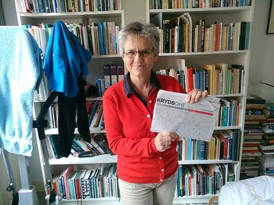 Monica. Amsterdam november 2012