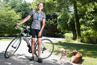 Rebecca Redett of SassyCyclist