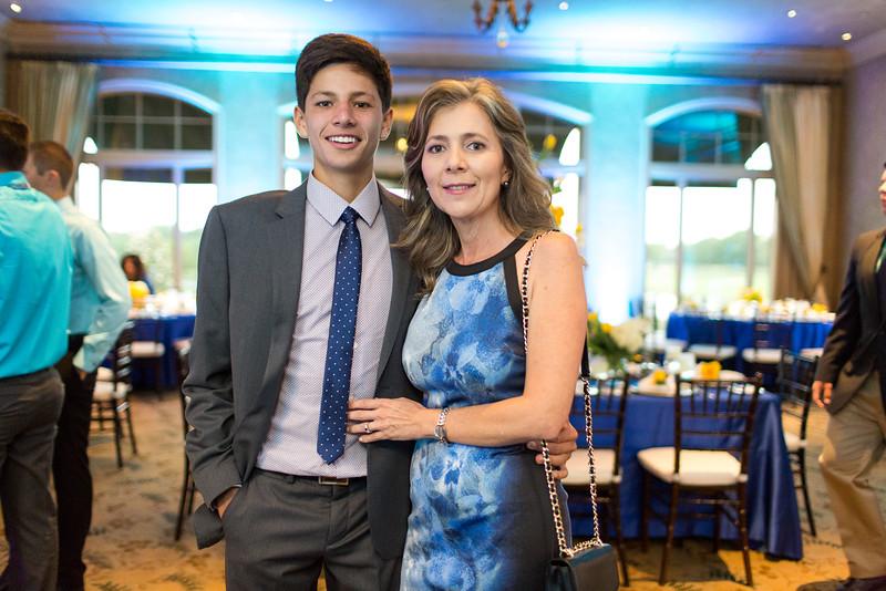 Isabella Machado Reception