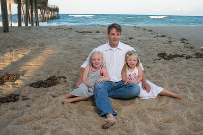 Hatteras Family Portraits, Daniel Pullen Photography