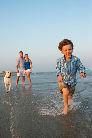 Daniel Pullen Photography, Hatteras Island Family Portraits, Outer Banks Beach Portraits