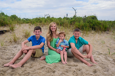 Hatteras Island Family Portraits, Daniel Pullen Photography
