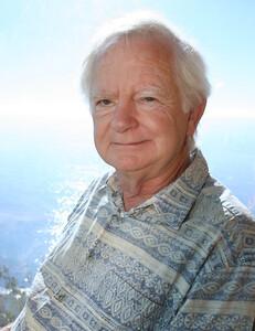 Mickey Meunig, Architect at Post Ranch Inn. Big Sur, CA