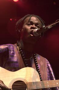 Baaba Maal at Sierra World Music Festival 2006