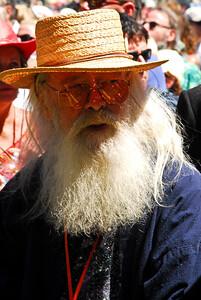 Bill Hamm at Chet Fest