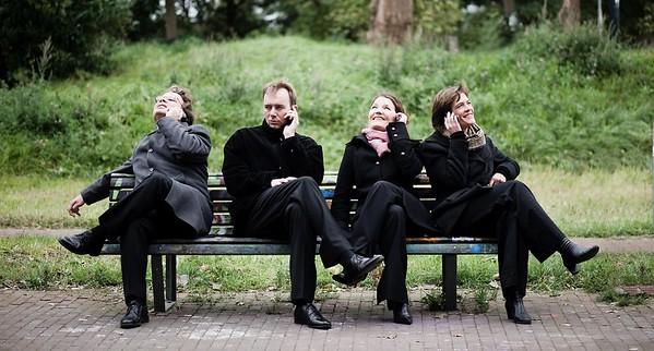Quatre Bouches, singers