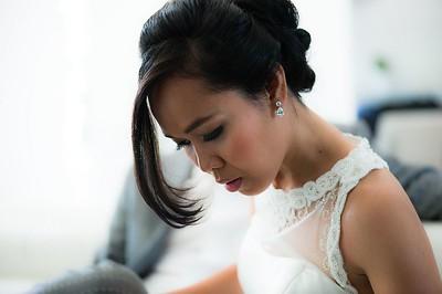 Liu, bride