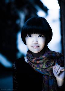 Keiko, pianist