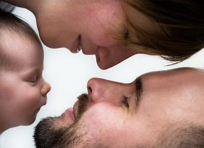 A, B & H, family