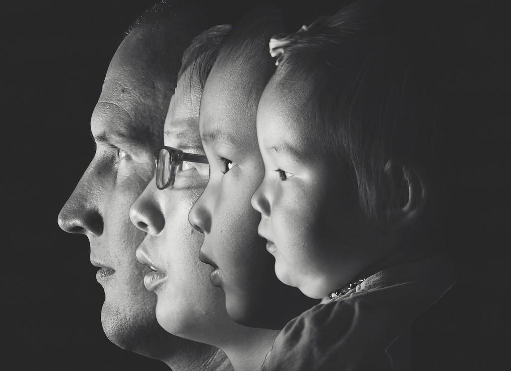 Family Profile Portraits